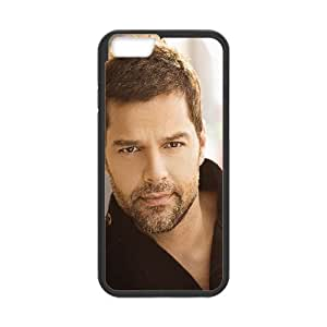 iPhone 6 Plus 5.5 Inch Cell Phone Case Black he03 ricky martin music artist singer celebrity GY9255494