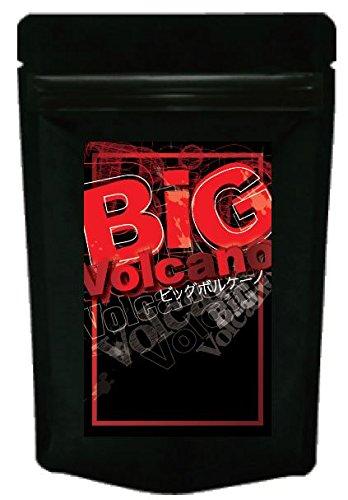 Big Volcano(ビッグボルケーノ) Lシトルリン Lアルギニン 亜鉛 1ヶ月/90粒 B07CWKTVDC