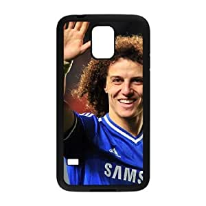 David Luiz Samsung Galaxy S5 Cell Phone Case Black H8547441
