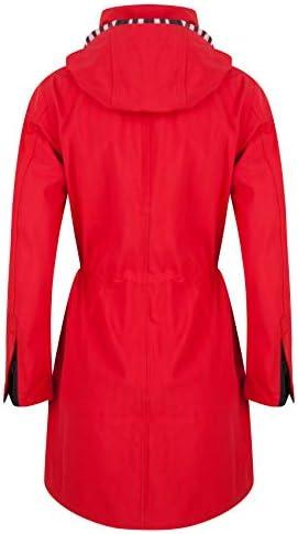 HappyRainyDays Comfort Coat Ray Veste Softshell Rouge Taille S