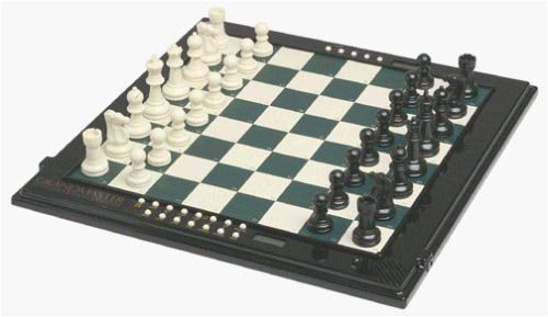Excalibur Grand Master Electronic Chess (Grandmaster Chess)