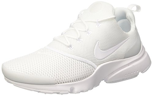 Homme Fly NIKE Gymnastique Chaussures Presto Blanc Blanc White 100 Blanc White Blanc White de qXwwZ4AR