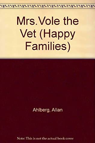 book cover of Mrs. Vole the Vet