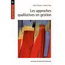 APPROCHES QUALITATIVES EN GESTION (LES)