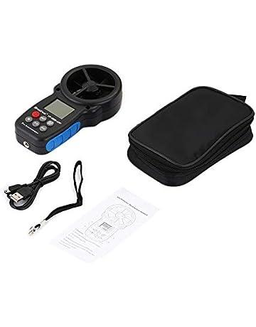 likkas HP-866B-APP Digital Anemometer HoldPeak Handheld Wind Speed Meter For Measuring Wind