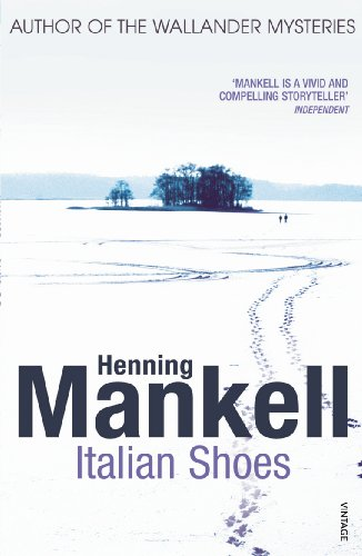 """Italian Shoes"" av Henning Mankell"