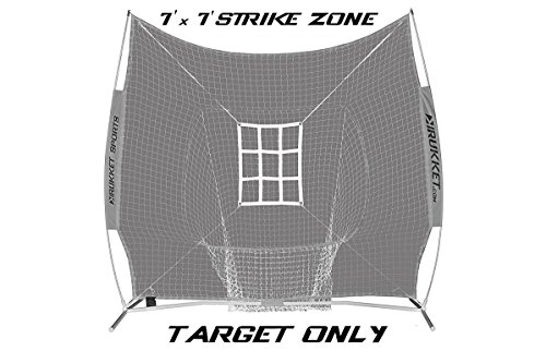 Rukket 7×7 Strike Zone Attachment Only (For Baseball and Softball Nets)
