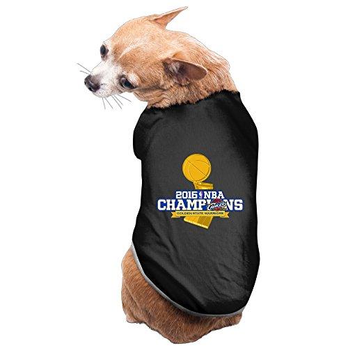 Warriors VS Cavaliers Logo Comfortable Dog Jackets