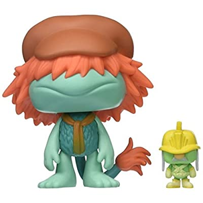 Funko Pop! Television: Fraggle Rock - Boober with Doozer Collectible Toy: Funko Pop! Television:: Toys & Games