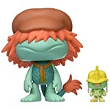 Funko Pop! Television: Fraggle Rock - Boober with Doozer Collectible Toy
