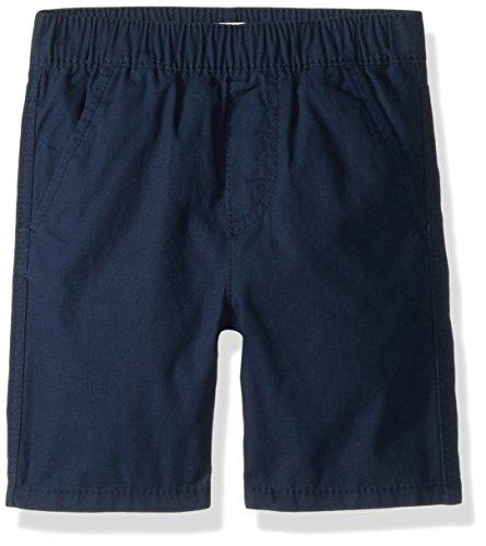 (Levi's Boys' Big Pull On Shorts, Dress Blues, S)