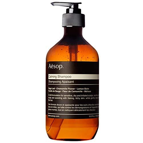 [Aesop ] イソップ心を落ち着かせるシャンプー500ミリリットル - Aesop Calming Shampoo 500ml [並行輸入品] B07S94ZXRF