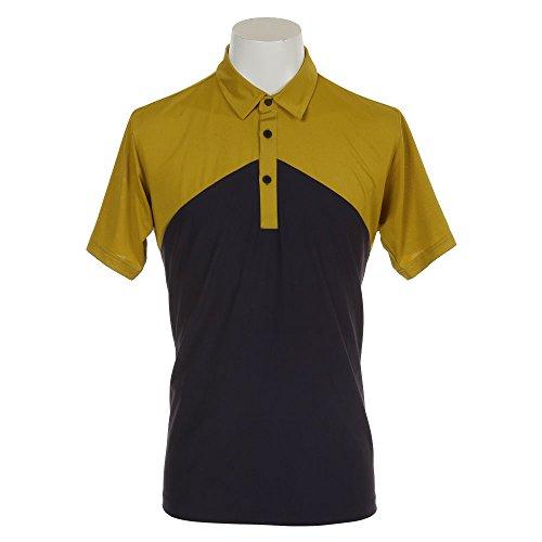 温かい雪だるまを作るびっくりするメーカーブランド(メーカーブランド) UT半袖クールコアシャツ 3BJ02AYE (イエロー/L/Men's)