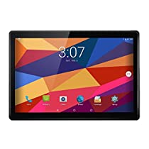 "Alldocube Power M3 MTK MT6753 Octa Core 1.5GHz 10.1"" Display IPS 1920*1200, Android 7.0 OS, 2GB RAM 32GB ROM, 5MP+2MP Doppia Fotocamera, Supporto OTG Type-C WIFI Tablet PC 4G Phablet, Bluetooth 4.0, Batteria 5000mAh, Grigio"