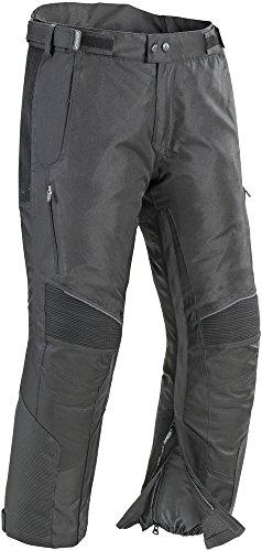 Joe Rocket 1745-1003 Ballistic Ultra Mens' Textile Motorcycle Pant (Black, Medium)