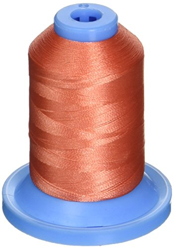 Robison-Anton 2 Ply Super Bright Polyester Embroidery Thread, 40Wt/1100 yd, Oriental Poppy