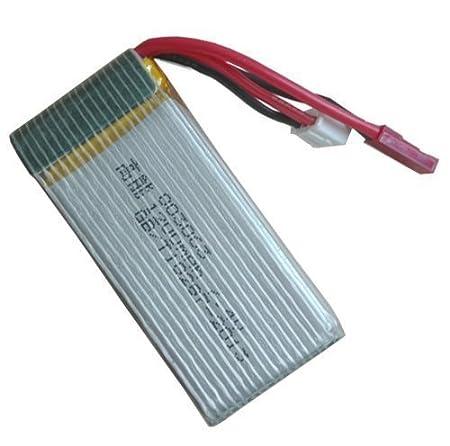 YUNIQUE ESPAGNE ® 2 PIEZAS 7.4V 1200mAh 30C Lipo Baterías Para MJX ...