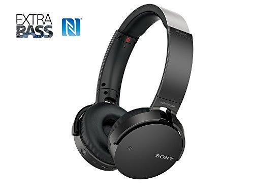 Sony MDR-XB650BT/B Bluetooth On-ear Negro
