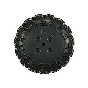 Power Wheels J8472-2269 Wheel Right fits KFX Ninja