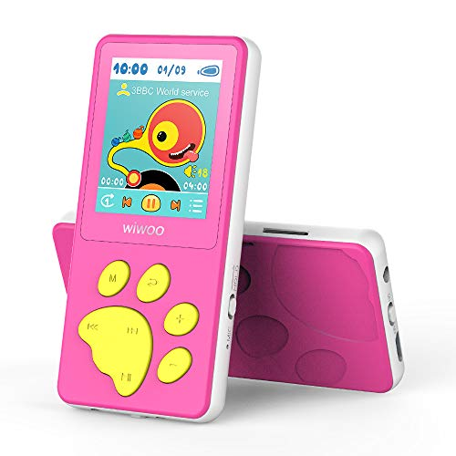Wiwoo MP3 Player for