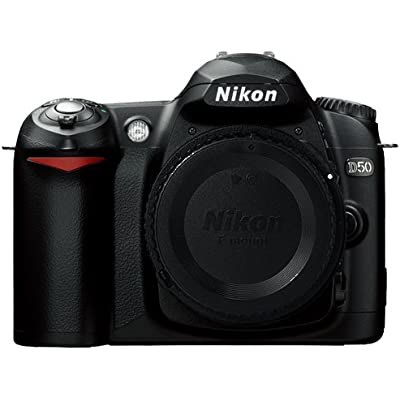 Nikon D50 DSLR Camera (Body Only) (OLD MODEL)
