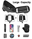 ROCKBROS Bike Phone Bag Bicycle Phone Mount Bag