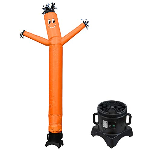 MOUNTO 10ft Air Inflatable Sky Puppet Dancer with Blower Complete Set ()