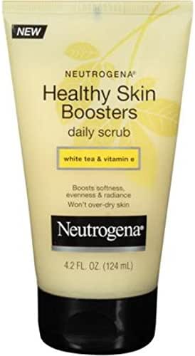 Facial Cleanser: Neutrogena Healthy Skin Boosters Daily Scrub