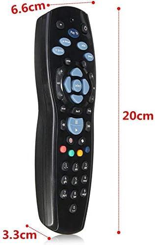 Calvas 5PCS Remote Controller Replacement Device For Foxtel Mystar HD PayTV IQ2 IQ3
