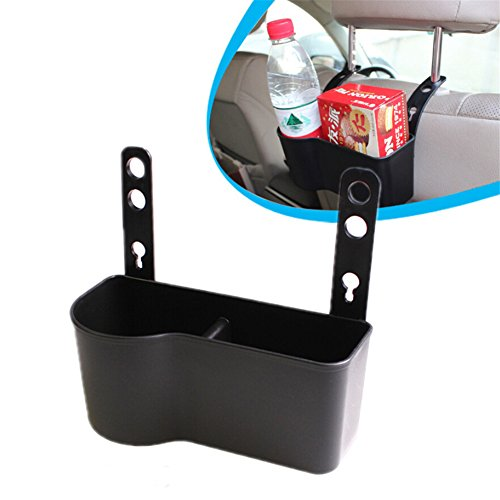 ZATOOTO Car Backseat Holder cup holder Drink beverage holder Car Organizer (Back Cup Holder)