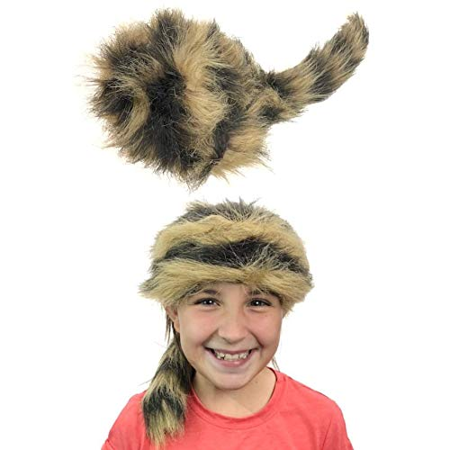 Baby Coon Skin Hat (BMC Coon Skin Cap Youth Size)