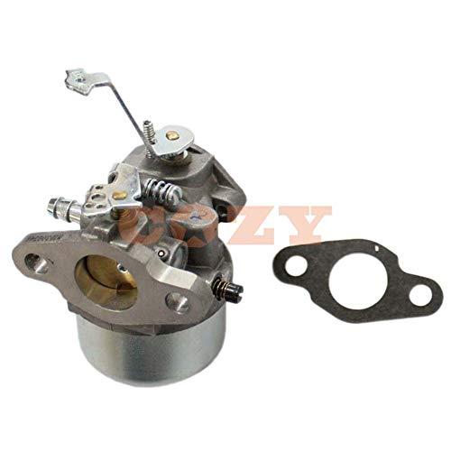 Laliva tools - Carburetor For Tecumseh CA-631793 TEC-631440 H70 H80 7 8 9 HP Engine Snowblower (Snow Tec Snow Blower)