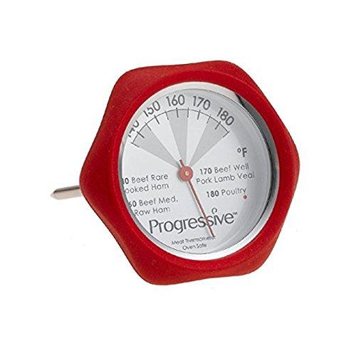 Progressive Silicone Meat Thermometer ()