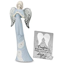 Pavilion Gift Company Little Things Mean a Lot 8-Inch Angel, Daughter