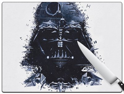 Star Wars_v5 Large Cutting Board