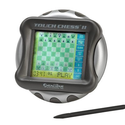 - Excalibur Executive Touch Chess