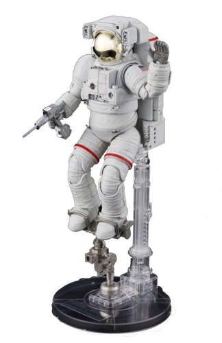Bandai Hobby ISS Space Suit Extravehicular Mobility Unit 1/10 - Exploring Lab Series