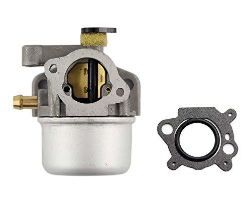 "Carburetor Air Filter Spark Plug Primer Bulb For Briggs Stratton 799866 790845 799871 796707 794304 12H800 Engine Toro Craftsman Lawn Mower Carb Toro 22"" Recycler"