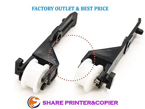 Printer Parts Belt Pulley Belt Tensioner Kit for Hp Designjet T120 T520 T730 T830 Cq890-60088 Cq890-60230 Cq890-40172 Cq893-67016 F9A30-67068 by Yoton (Image #1)