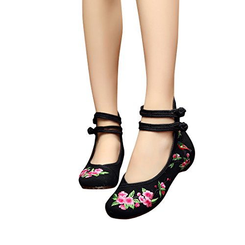 With the new fine embroidery embroidery  - Costume Baby Doll Platform Shoes Shopping Results