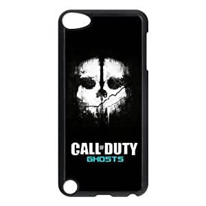 Call Of Duty, Ipod Touch 5 5th 5g Back Cover Case, Best Protection for Ipod Touch 5