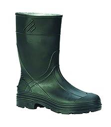 Ranger Splash Series Youths\' Rain Boots, Black (76002)