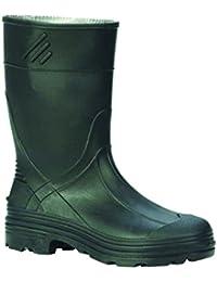 Splash Series Youths' Rain Boots, Black (76002)