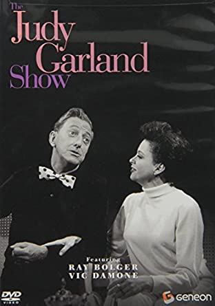 Amazon com: The Judy Garland Show, Vol  12 w/ Ray Bolger