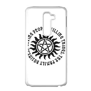 supernatural tattoo Phone Case for LG G2 Case