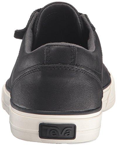 Teva Black Roller Men's Leather M Sneaker RfrqfYZw
