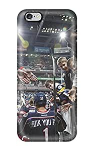 TYH - Best 2388491K276516516 columbus blue jackets hockey nhl (21) NHL Sports & Colleges fashionable ipod Touch4 cases phone case