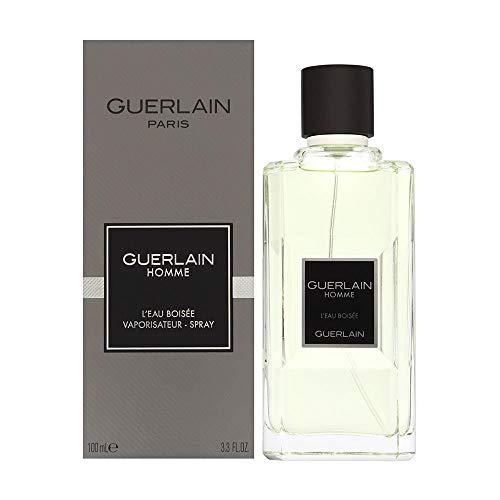- Guerlain Homme L'Eau Boisee Eau De Toilette Spray 100ml/3.3oz