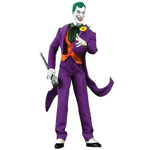 Joker 13-Inch Deluxe Collector Figure by DC Comics ()