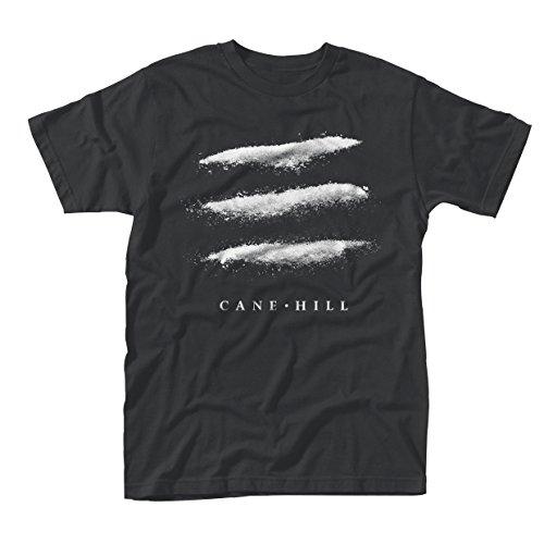Cane Hill T Shirt Lines Band Logo Official Mens Black